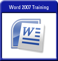Microsoft Word 2007 Training
